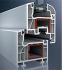 Finestre PVC SCHÜCO - profili CT70 classic