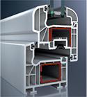 Finestre PVC SCHÜCO - profili CT70 rondo