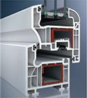 Finestre PVC SCHÜCO - profili CT70 cava