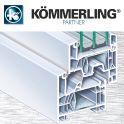 Finestre PVC KÖMMERLING dalla Polonia