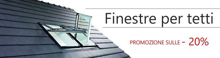 Finestre per tetti dalla Polonia