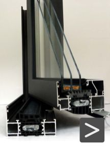 Sistemi per finestre in alluminio